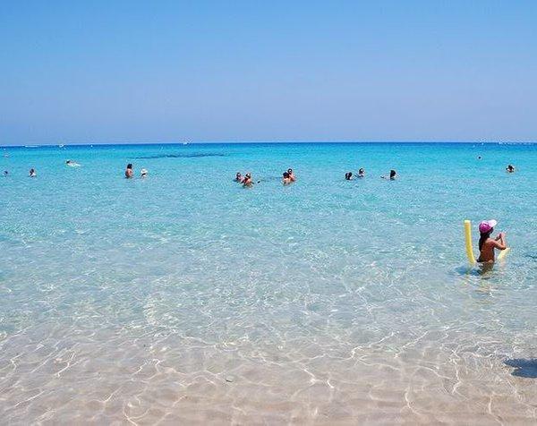 Ayia Napa Marina Beach