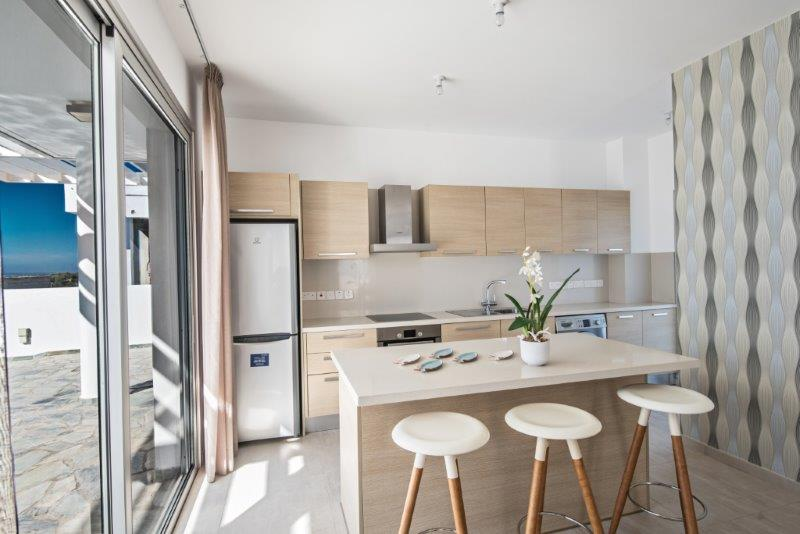 Luxury Villas in the Hills of Ayia Napa (Type E) Kitchen