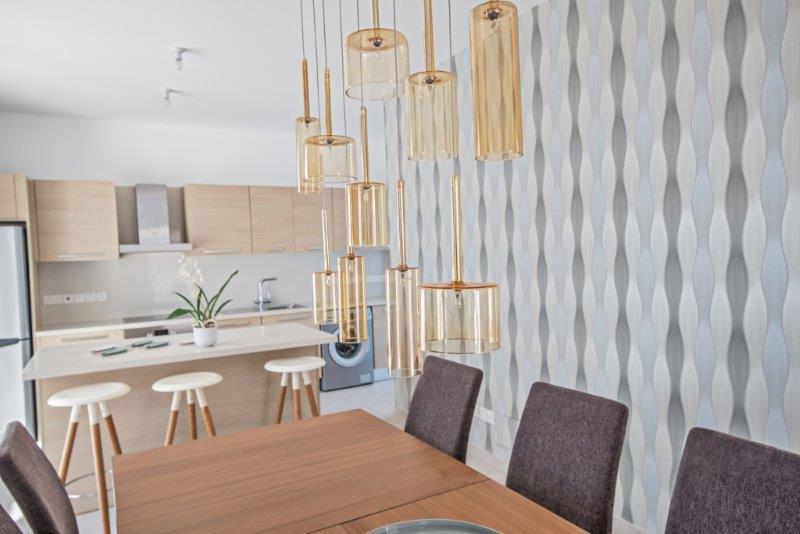 Luxury Villas in the Hills of Ayia Napa (Type E) Villa 1 Kitchen